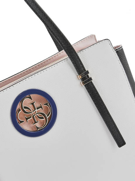 Shoulder Bag Open Road Guess White open road VG718608 other view 1