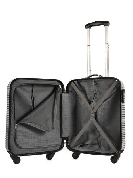 Cabin Luggage Travel Gray madrid IG1701-S other view 5