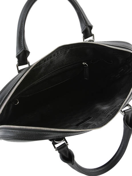 Leather Briefcase Sartorial Montblanc Black sartorial 118689 other view 4