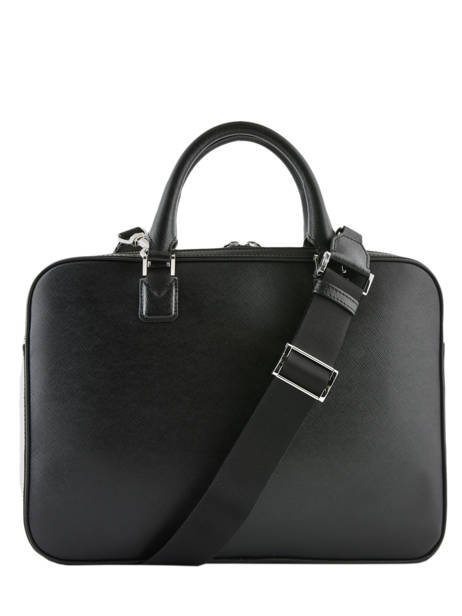 Leather Briefcase Sartorial Montblanc Black sartorial 118689 other view 3
