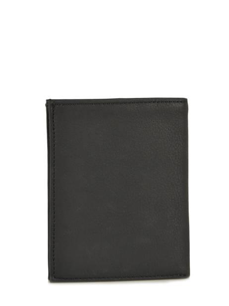 Leather Wallet Bart Arthur et aston Black bart 1978-966