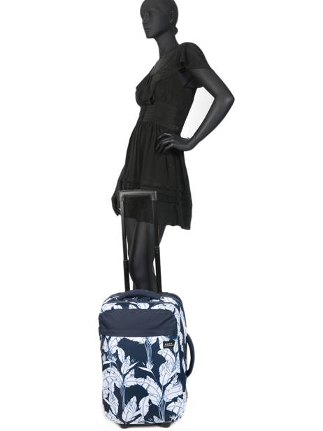 Carry-on Luggage Feel The Sky Roxy Black luggage RJBL3193 other view 2