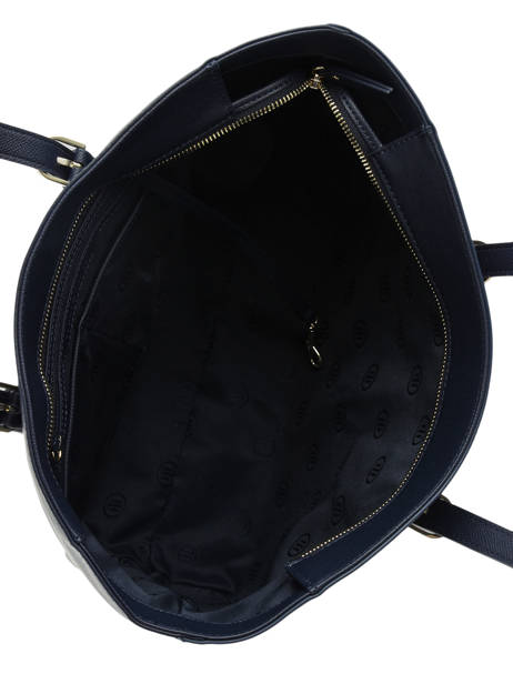 Large Tote Bag Classic Saffiano Tommy hilfiger Blue classic saffiano AW07668 other view 4