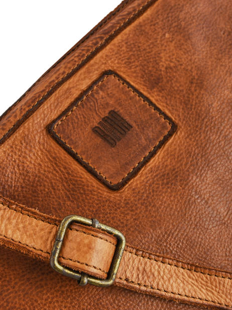 Leather Crossbody Bag Heritage Biba Brown heritage BT16 other view 1