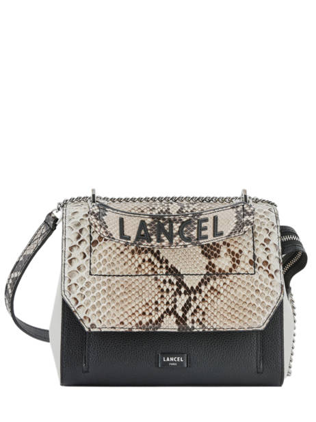 Top Handle M Ninon Python Lancel Multicolor ninon A09370