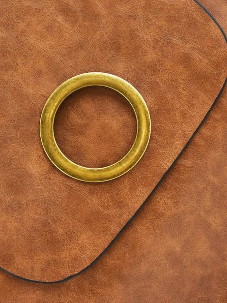 Shoulder Bag Seventy Miniprix Brown seventy S6111 other view 1