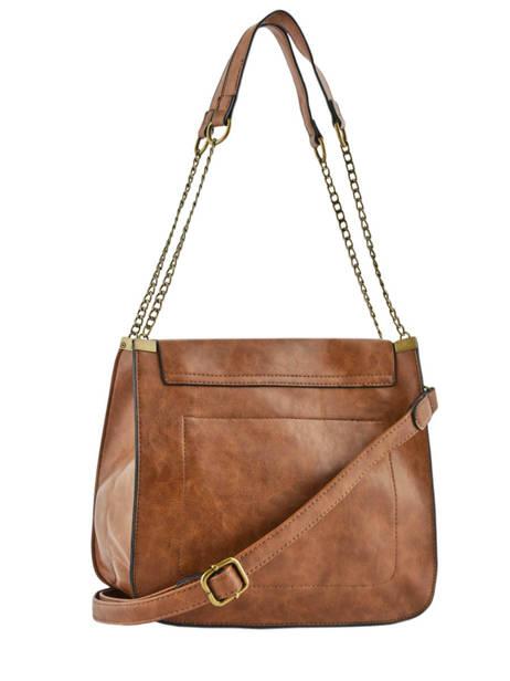 Shoulder Bag Seventy Miniprix Brown seventy S6111 other view 3
