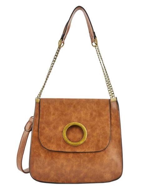 Shoulder Bag Seventy Miniprix Brown seventy S6111
