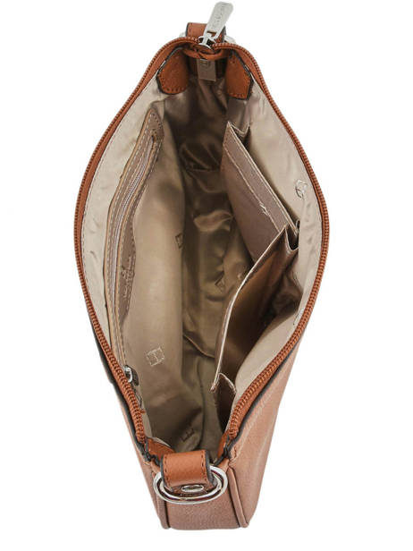 Shoulder Bag Confort Leather Hexagona Brown confort 462348 other view 4