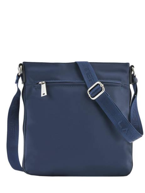 Shoulder Bag Basic Vernis Lancaster Blue basic vernis 514-59 other view 3