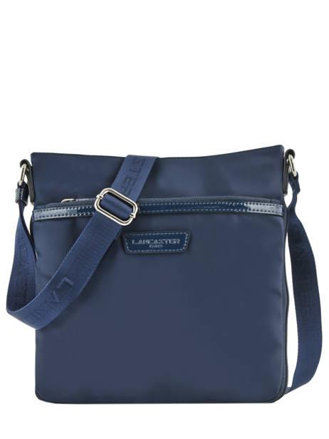 Shoulder Bag Basic Vernis Lancaster Blue basic vernis 514-59