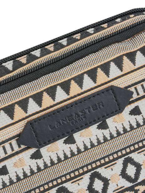 Sac Bandoulière Actual Ethenic Lancaster Noir actual ethenic 518-66 vue secondaire 1