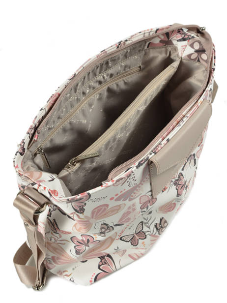 Sac Bandoulière Maya Butterfly Lancaster Multicolore maya butterfly 517-96 vue secondaire 4