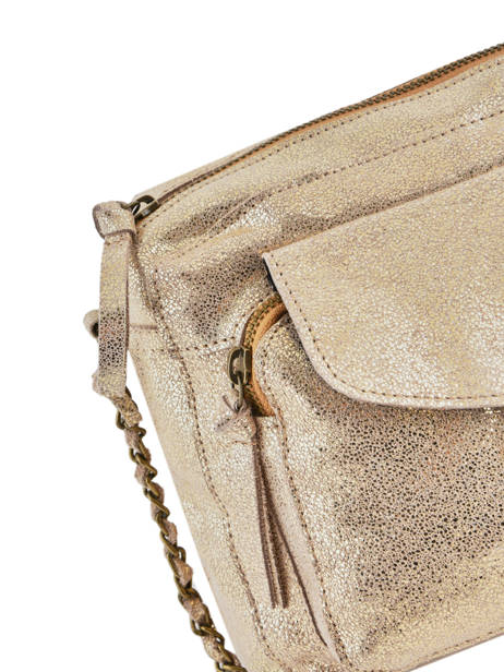 Crossbody Bag Pieces Gold naina 17063358 other view 1
