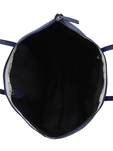 Shoulder Bag L.12.12 Concept Lacoste Blue l.12.12 concept NF1888PO other view 4