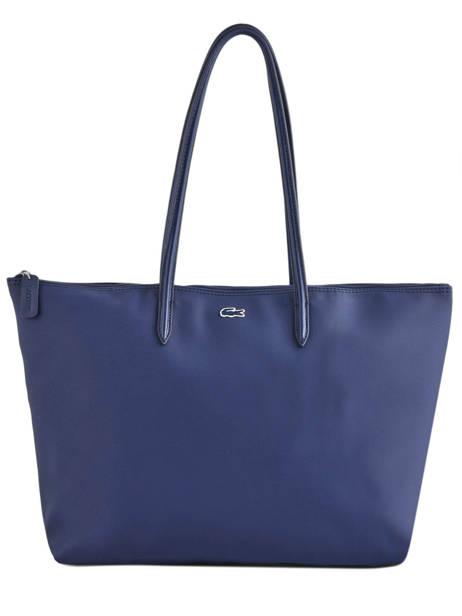 Shoulder Bag L.12.12 Concept Lacoste Blue l.12.12 concept NF1888PO
