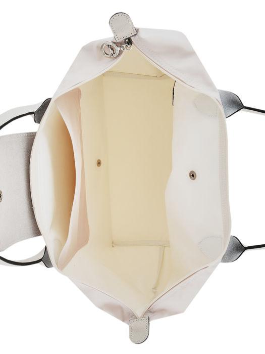 Longchamp Le pliage club Sacs porté main Beige