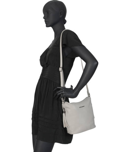 Crossbody Bag Classic Miniprix Gray classic H5623 other view 1