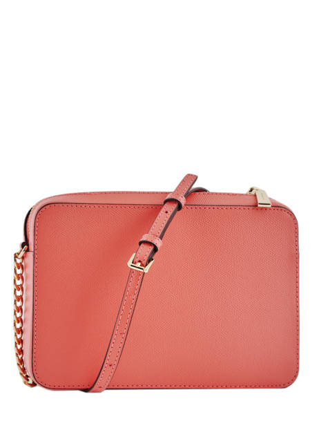 Crossbody Bag Jet Set Travel Leather Michael kors Pink crossbodies S4GTVC3L other view 3