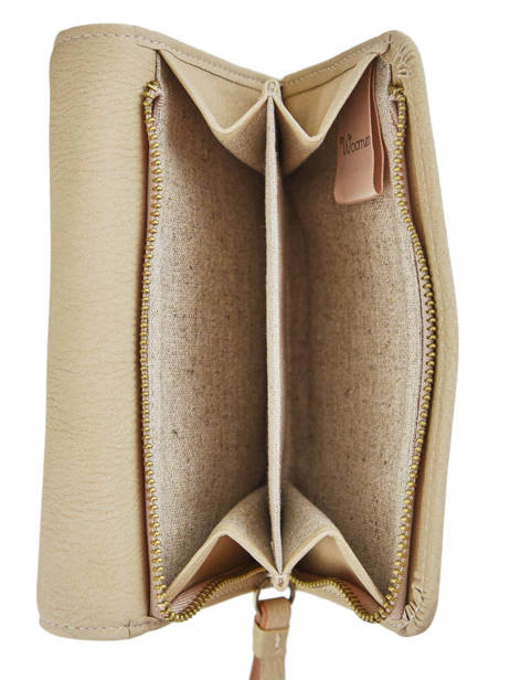 Purse Woomen Beige accacia WACAC93 other view 3