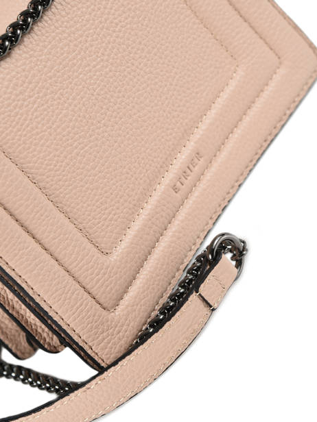 Crossbody Bag Delicate Leather Etrier White delicate EDEL03 other view 1