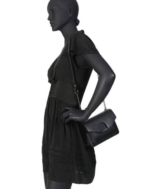 Crossbody Bag Escarpe Leather Etrier Black escarpe EESC02 other view 2