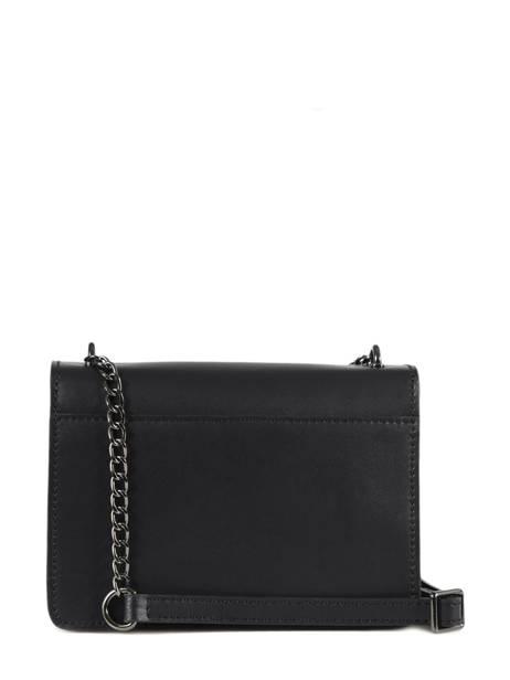 Crossbody Bag Escarpe Leather Etrier Black escarpe EESC02 other view 3