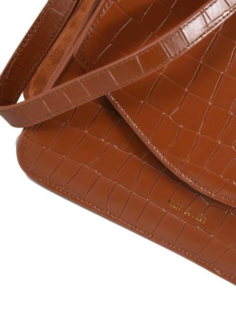 Leather Hermione Crossbody Bag Nat et nin Multicolor croc HERMIONE other view 1