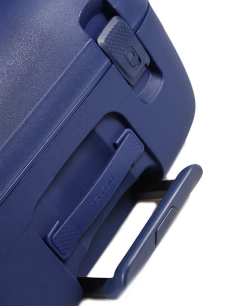 Cabin Luggage Delsey Blue moncey 3844803B other view 1
