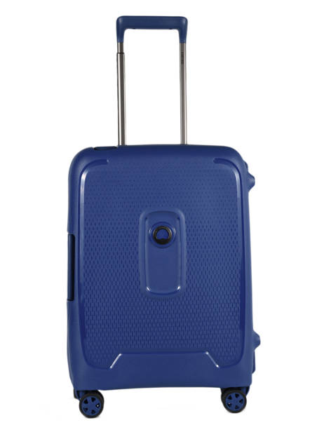 Cabin Luggage Delsey Blue moncey 3844803B