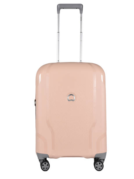 Cabin Luggage Delsey Pink clavel 3845803