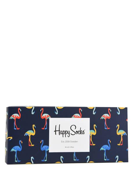 Gift Box Happy socks Black pack XNAV09 other view 2