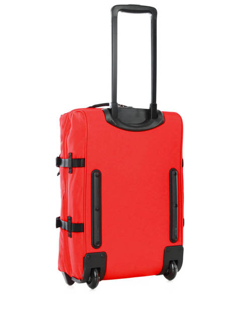 Cabin Luggage Softside Eastpak Red authentic luggage K61L other view 3