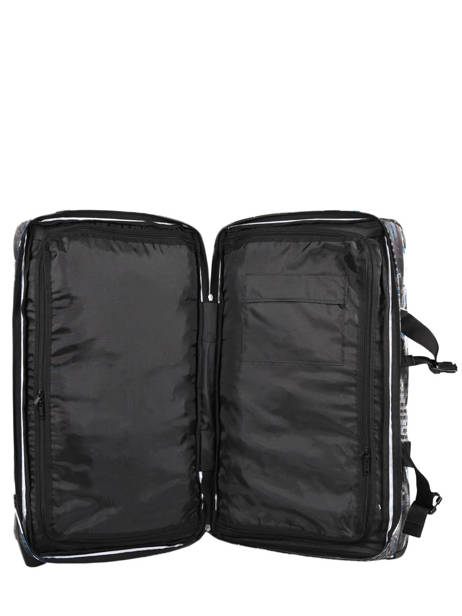Valise Souple Pbg Authentic Luggage Eastpak Multicolore pbg authentic luggage PBGK62L vue secondaire 5