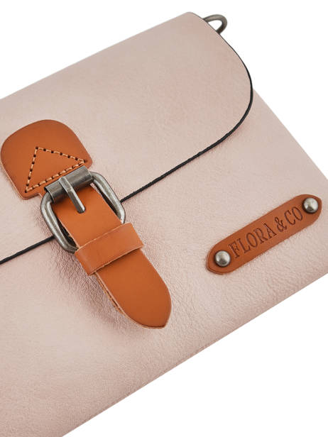 Crossbody Bag Brown Miniprix Pink brown H6756 other view 1