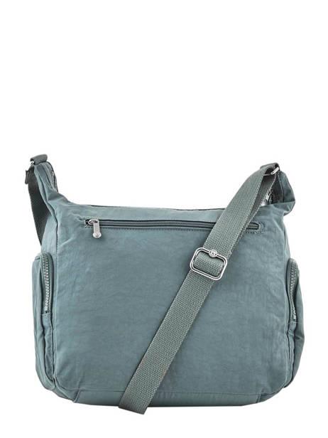 Shoulder Bag Kipling Green 15255 other view 3