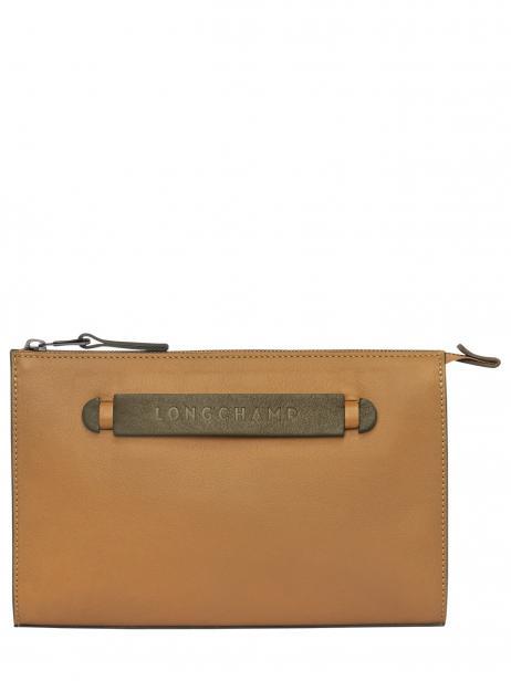 Longchamp Longchamp 3d bicolore Etui passeport