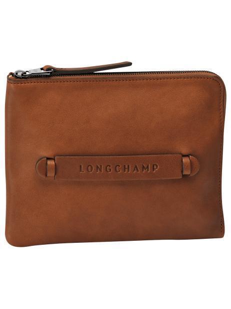 Longchamp Longchamp 3D - Affaires Etui ipod/cd Marron