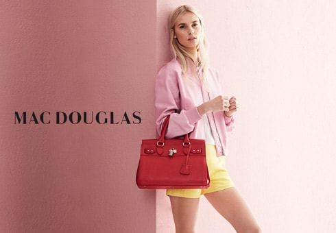 Mac Douglas new collection