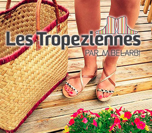 bags and shoes tropeziennes