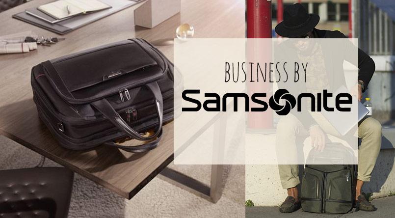 business bag samsonite