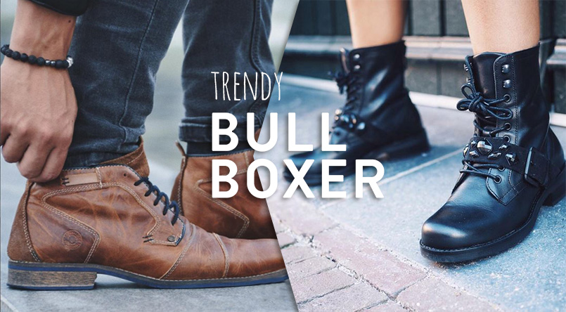 boots bullboxer homme femme