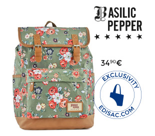 backpack basilic pepper