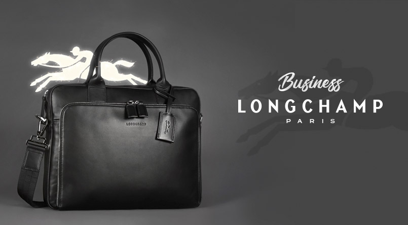 sac longchamp business
