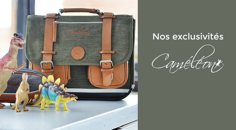 cartable cameleon