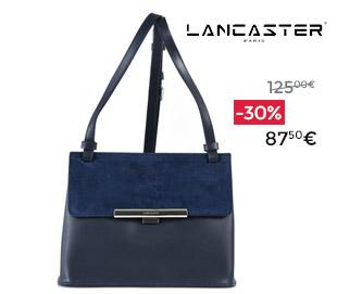 sac a main lancaster soldes