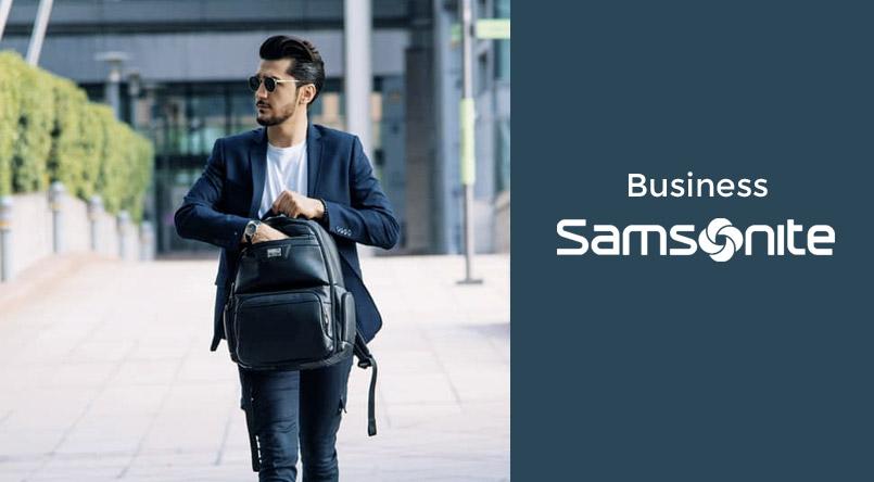 sac business samsonite