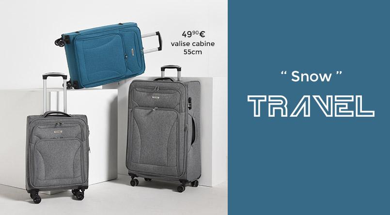 valise travel pas cher