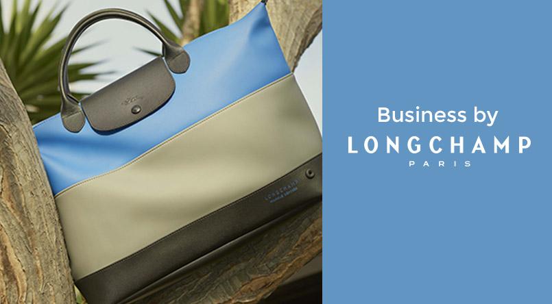 sac business longchamp