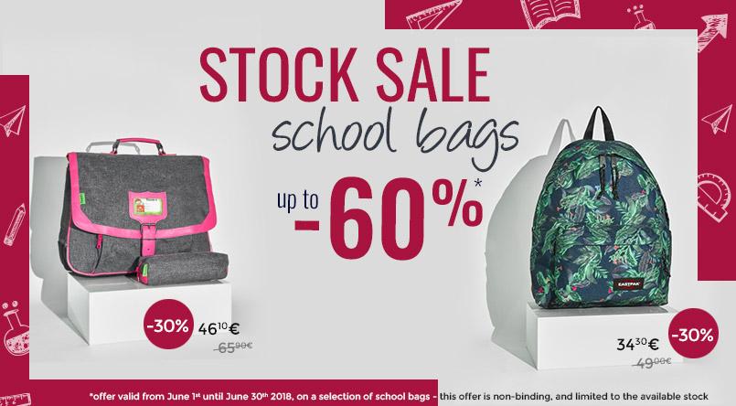 cartables scolaire sacs a dos promotion